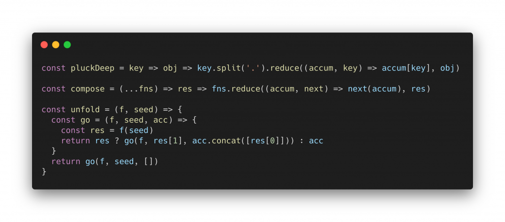 Programowanie Funkcyjne JavaScript